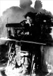 1908 (ca.), Rose Schneiderman, a capmaker in her twenties. UNITE HERE Archives, Kheel Center, Cornell University.