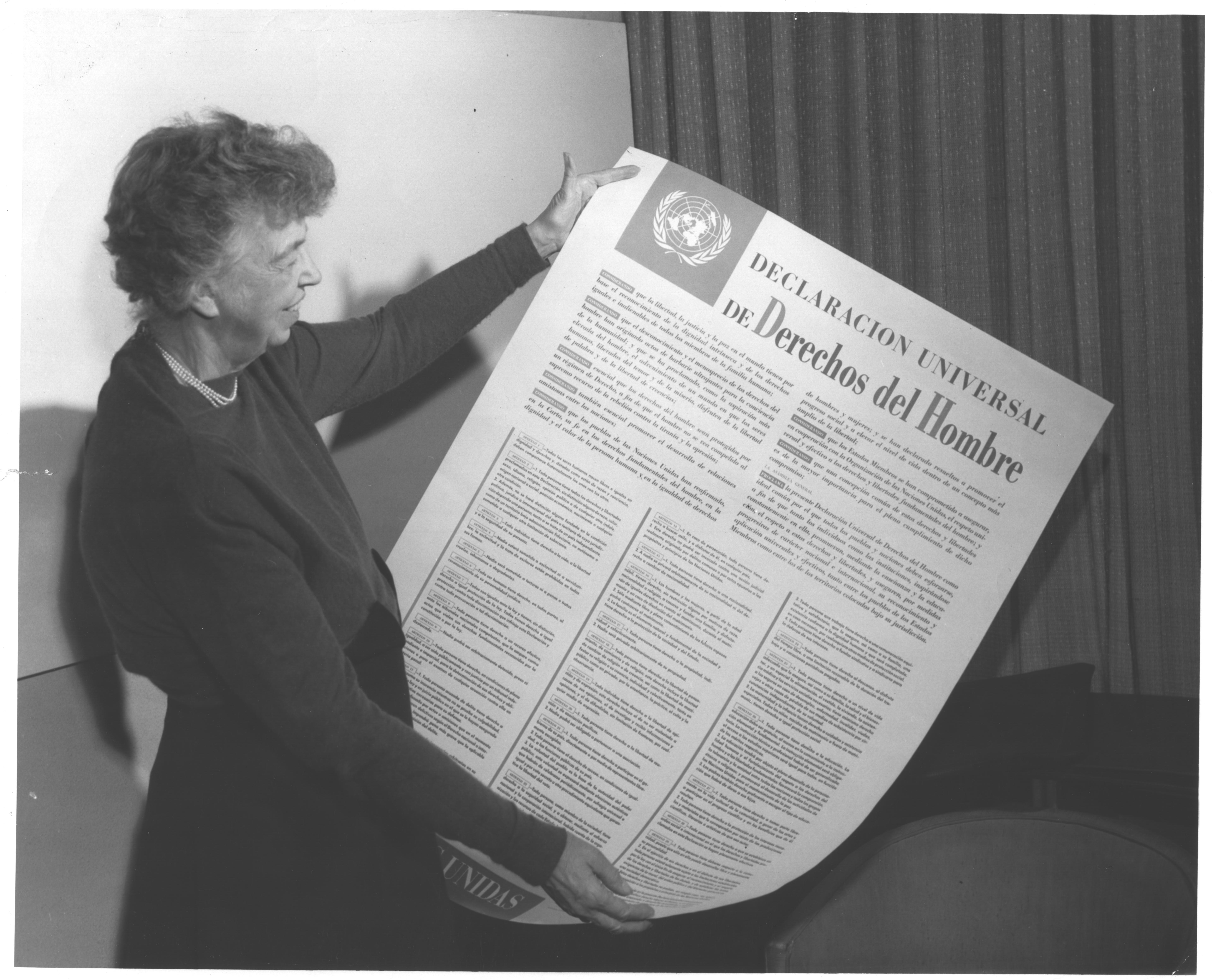 photos video brigid o farrell 1949 the universal declaration of human rights united nations franklin d roosevelt